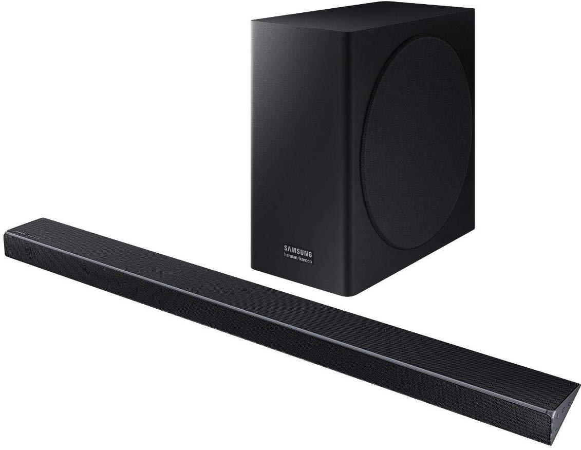 Samsung HW-Q70R Harman Kardon Cinematic soundbar with Dolby Atmos for £479