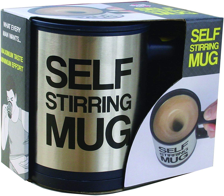70% off Self-Stirring Mug £3.86 Delivered on Amazon