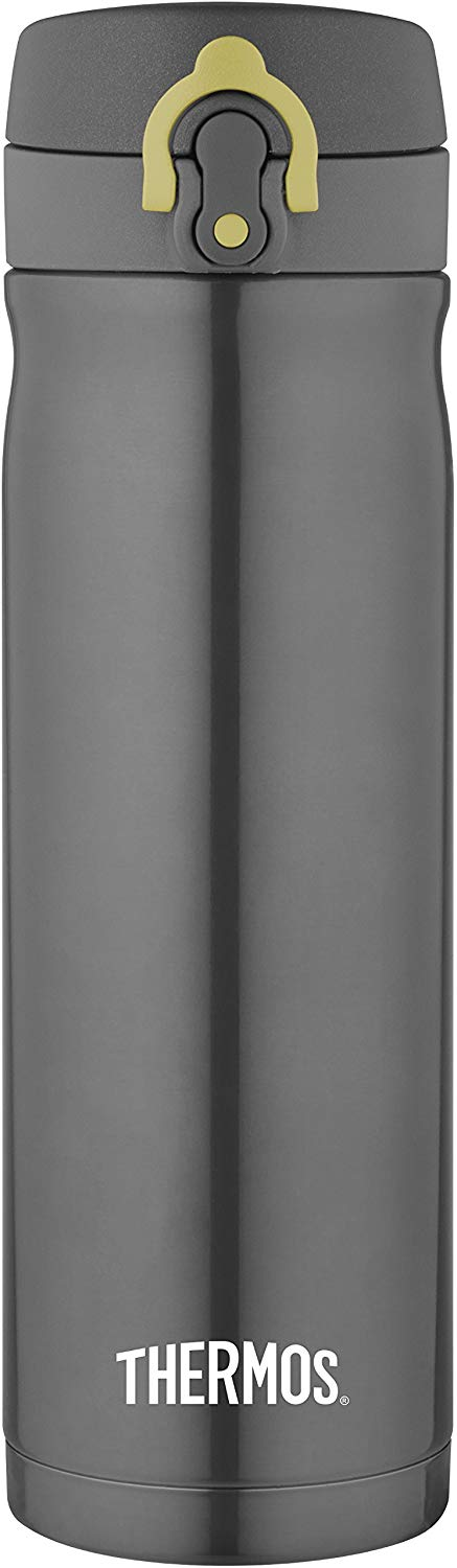 Thermos Direct Drink Flask, Charcoal, 470 ml for £17.99 Prime Only