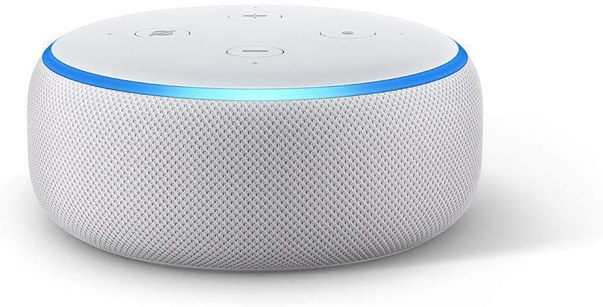 Echo Dot (3rd Gen) – Smart speaker with Alexa, four Colours are Available Now £22 on Amazon