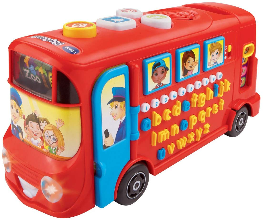 31% off Vtech 150003 Playtime Bus Educational Playset