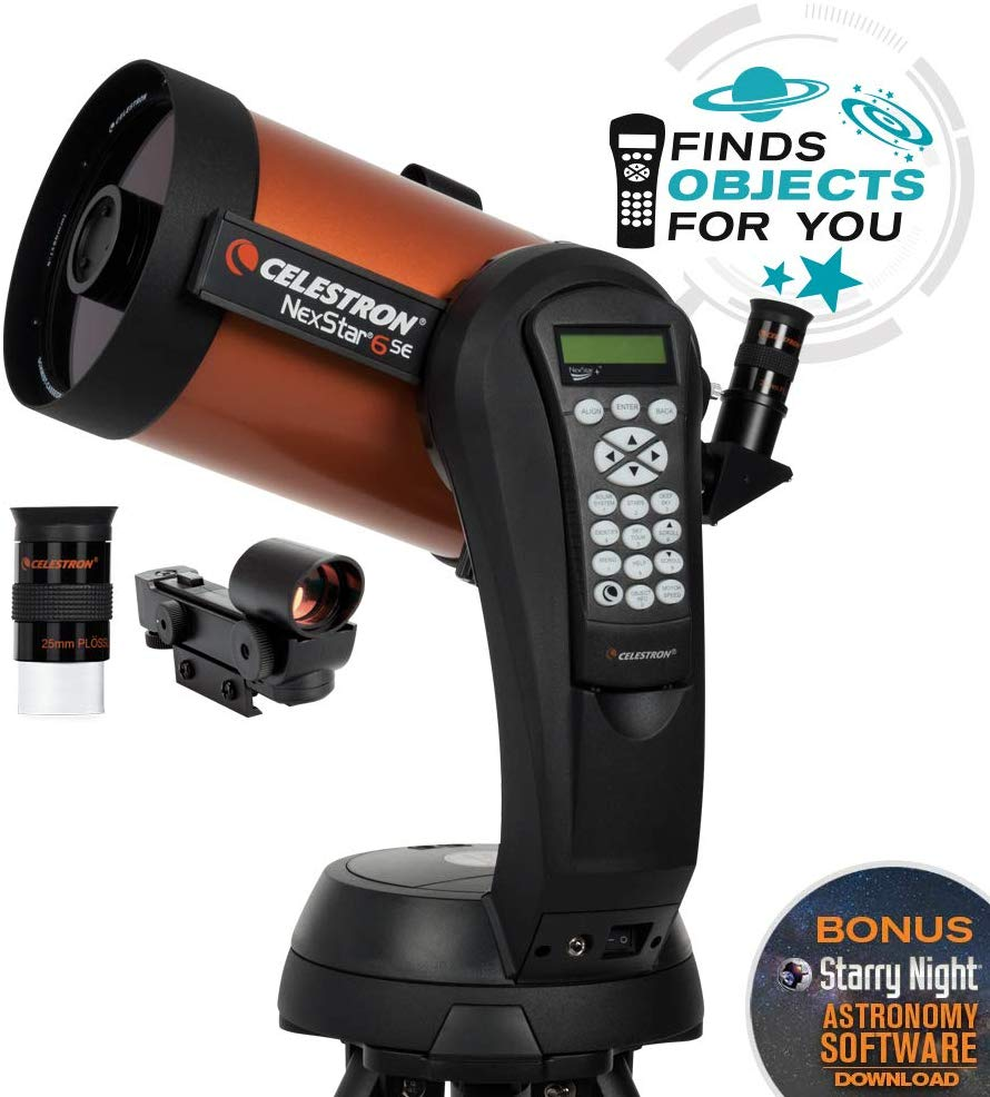 46% off Celestron NexStar 6 SE Computerised Telescope