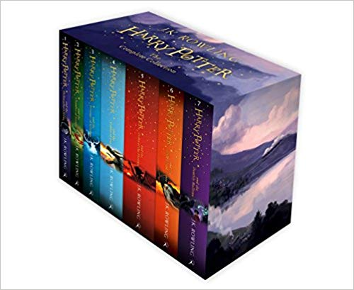 Harry Potter Children's Collection Paperback Now for £23.5