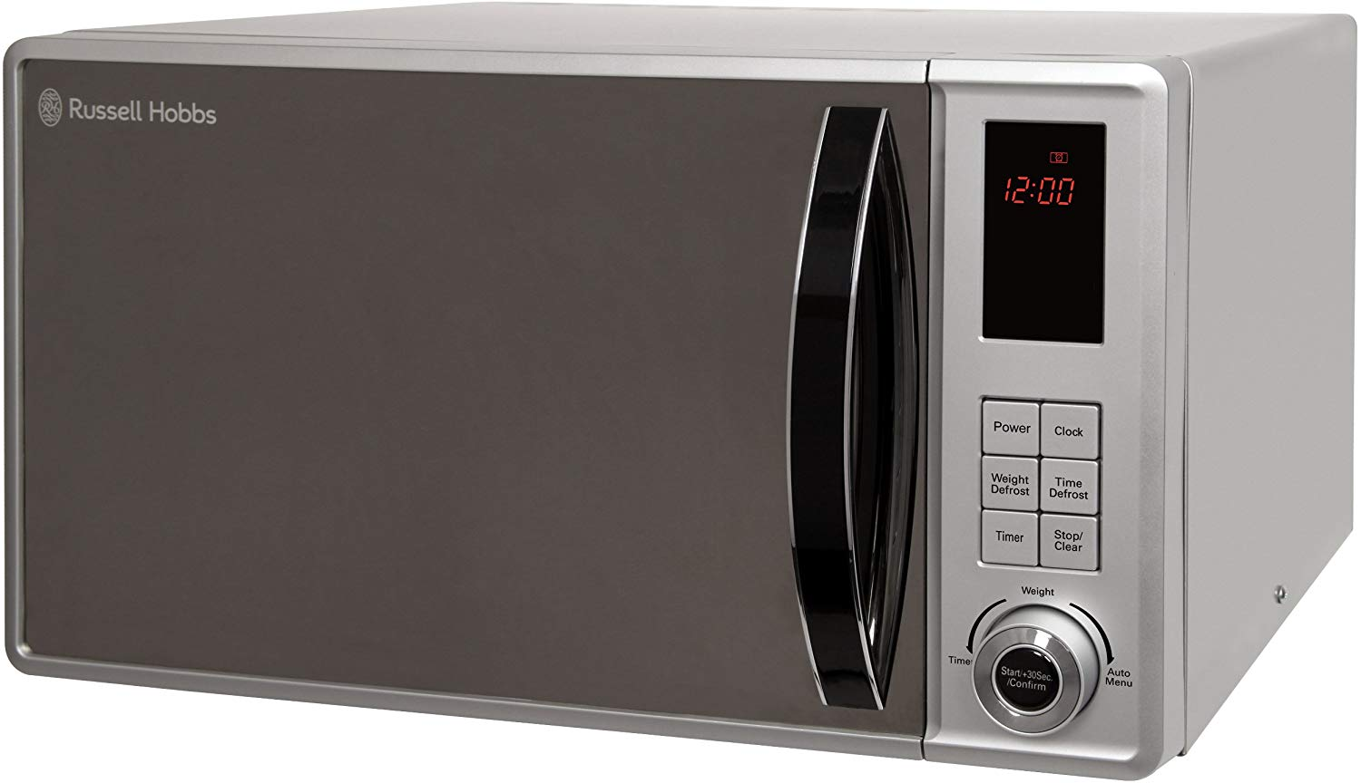 63% off Russell Hobbs Microwaves – Silver