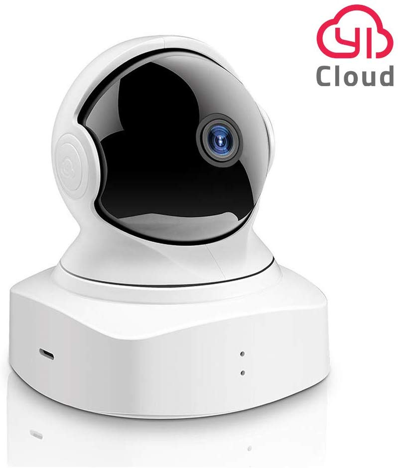 YI Cloud Dome Camera 1080P HD, Wireless IP Security Camera For £24.99 on Amazon