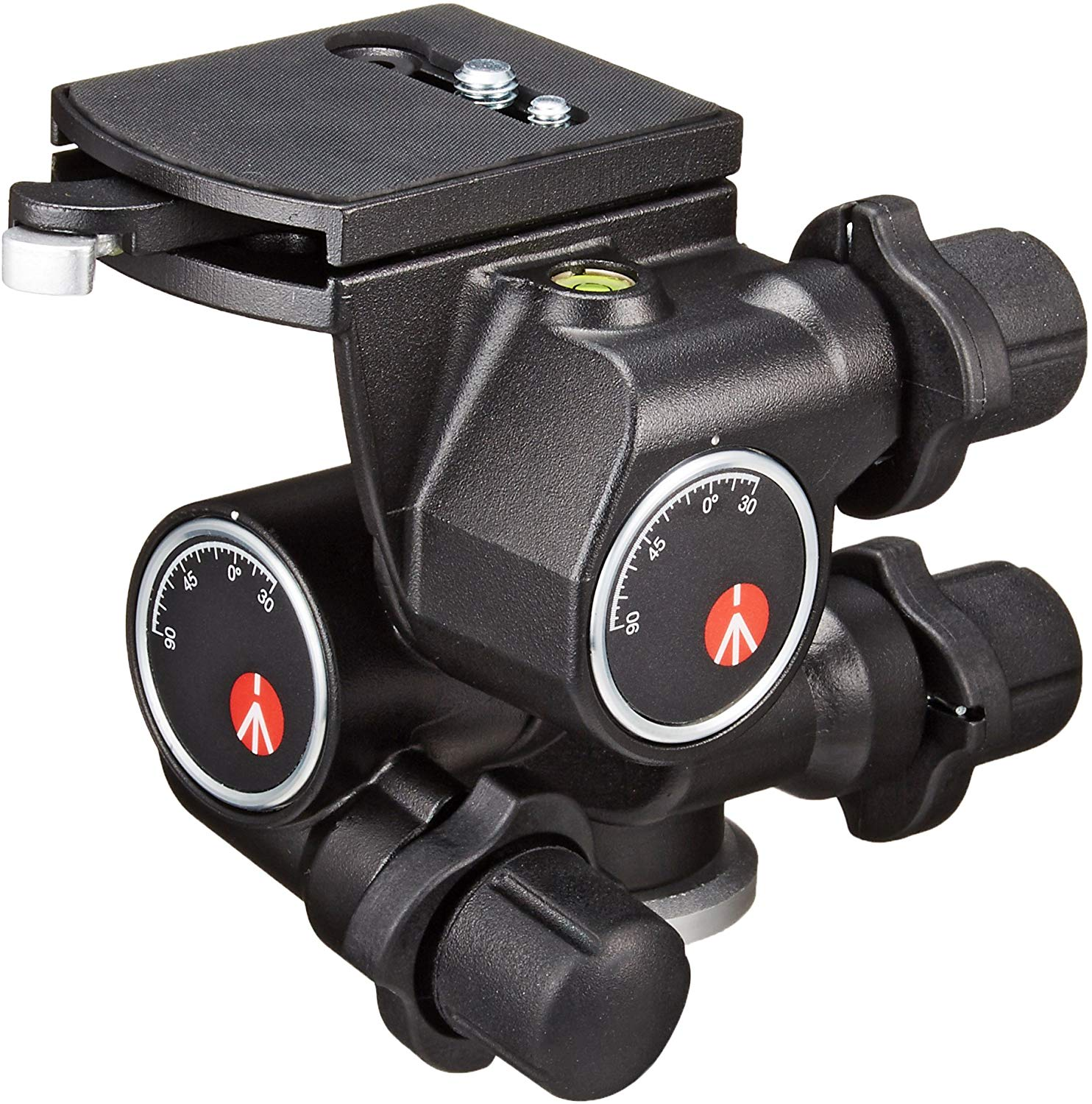 Save £38 on Manfrotto 410 Junior Geared Head, Black
