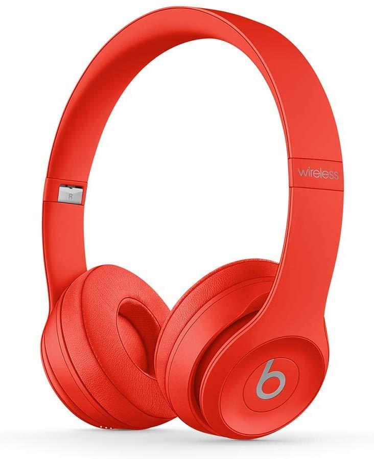 Beats Solo3 Wireless Headphones – Red £150.98