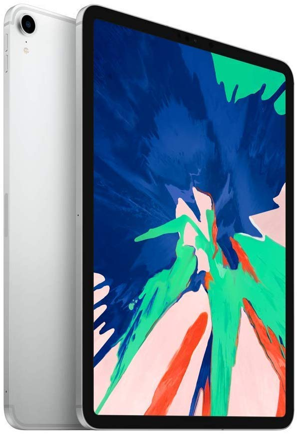 Apple iPad Pro 11″ 2018 Renewed Tablet (64GB Cellular, Silver)£549.99 on Amazon