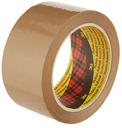 53% off Scotch ideal tape for boxes and parcels Packing Tape, 6 Rolls