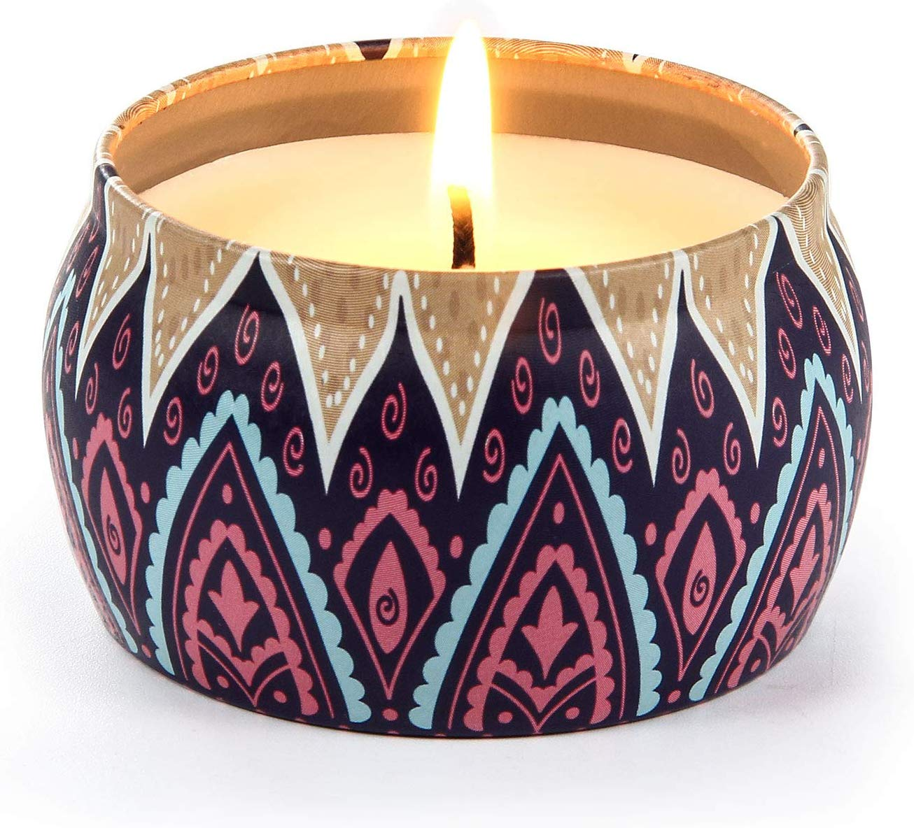 OUSMIN Candle Scented Candles, 4 Oz, Only 1 pcs £4.99 Delivered