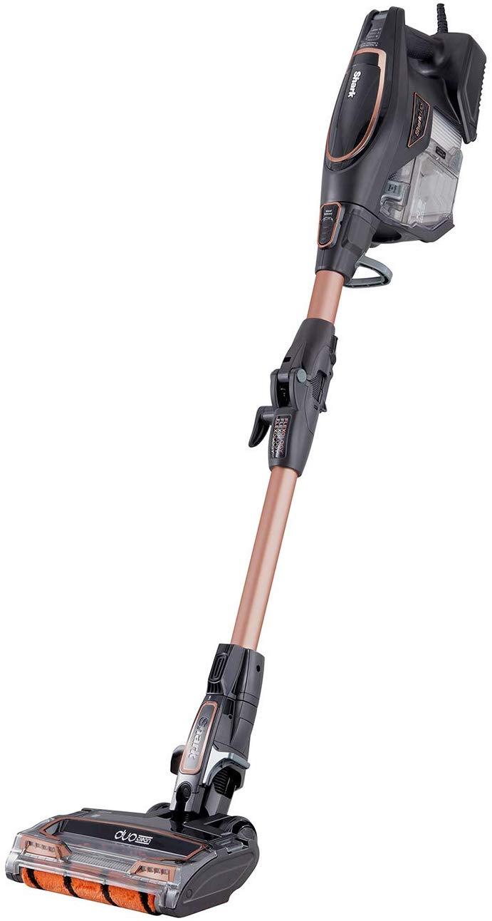 Shark Corded Stick Vacuum Cleaner [HV390UKT] Lightweight, Rose Gold is Up to 47% off