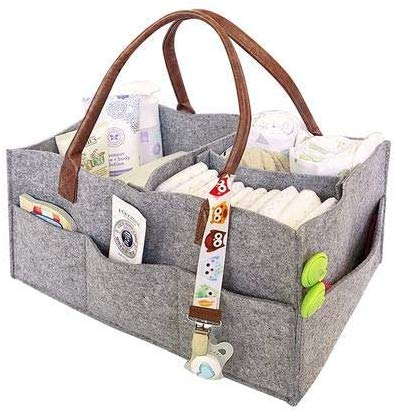 Baby Diaper Caddy Organizer Only £3 Delivered