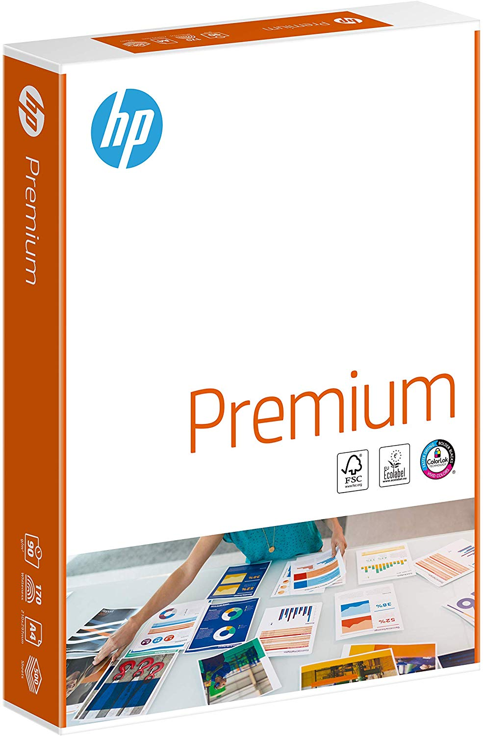 45% off HP Papers CHP852 A4 90 gsm FSC Premium Paper