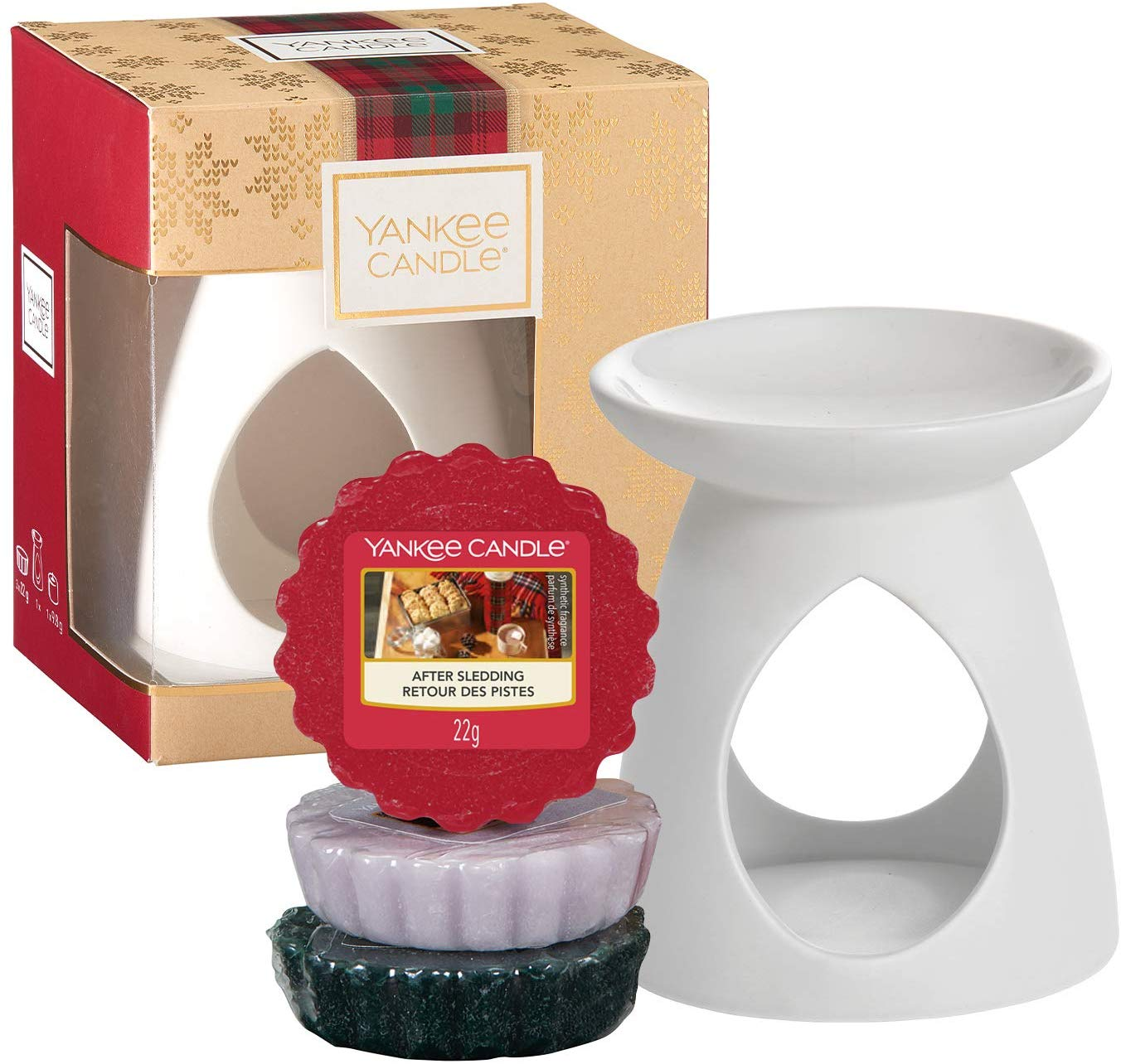 Yankee Candle Gift Set Festive Gift Box Now £11.99