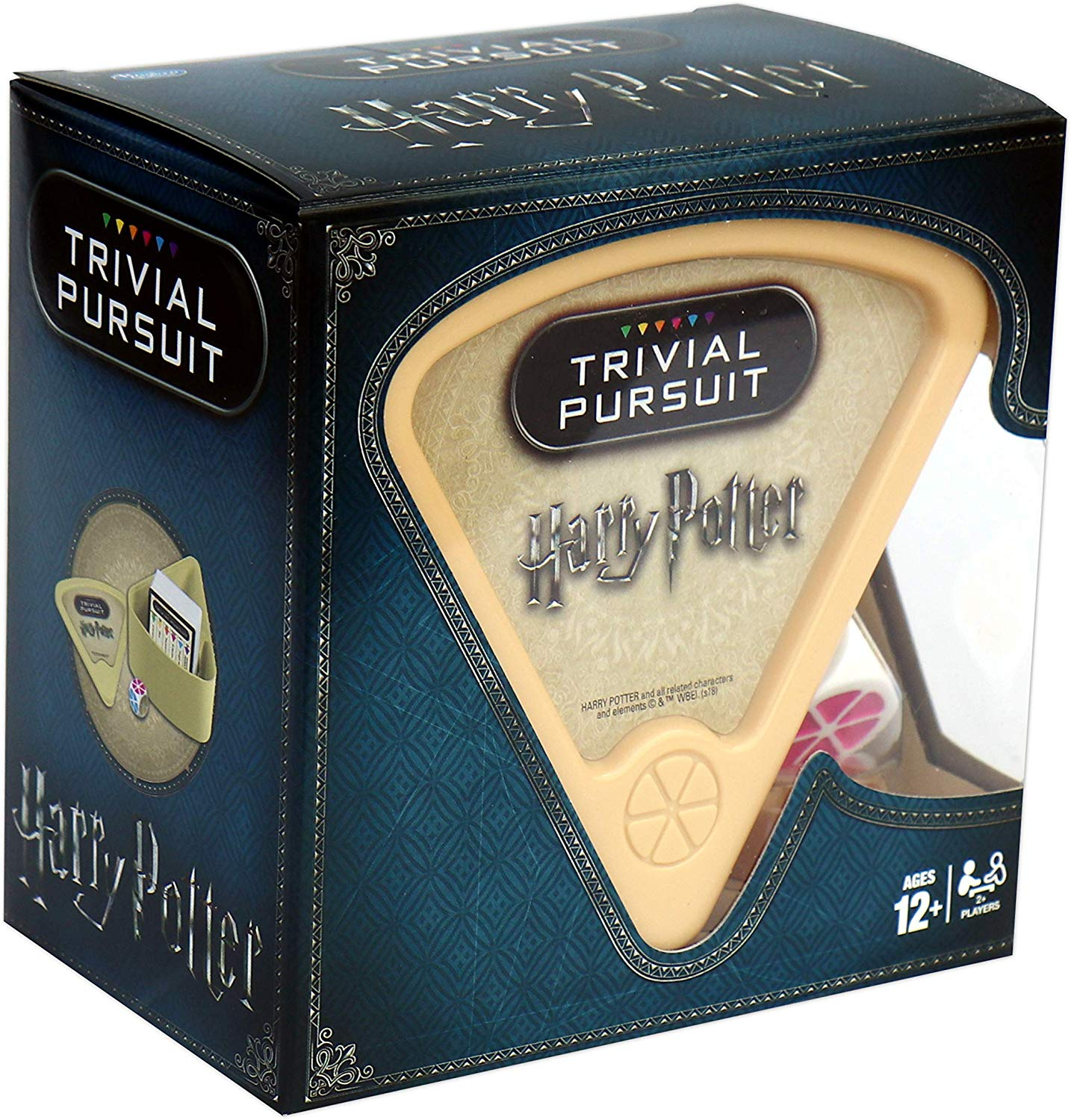 Winning Moves Warner Brothers Harry Potter Game