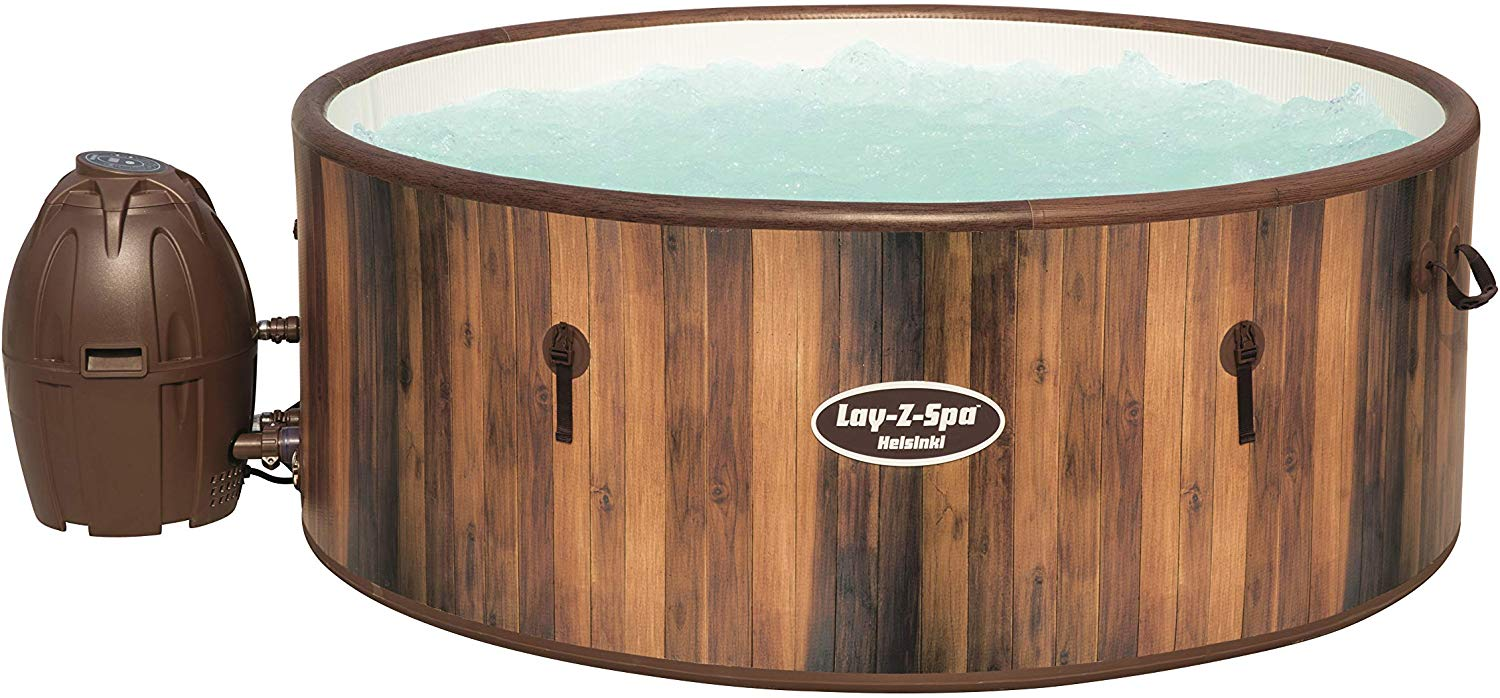 Save £300 on Lay-Z-Spa Helsinki Hot Tub, AirJet Inflatable Spa, 5-7 Person
