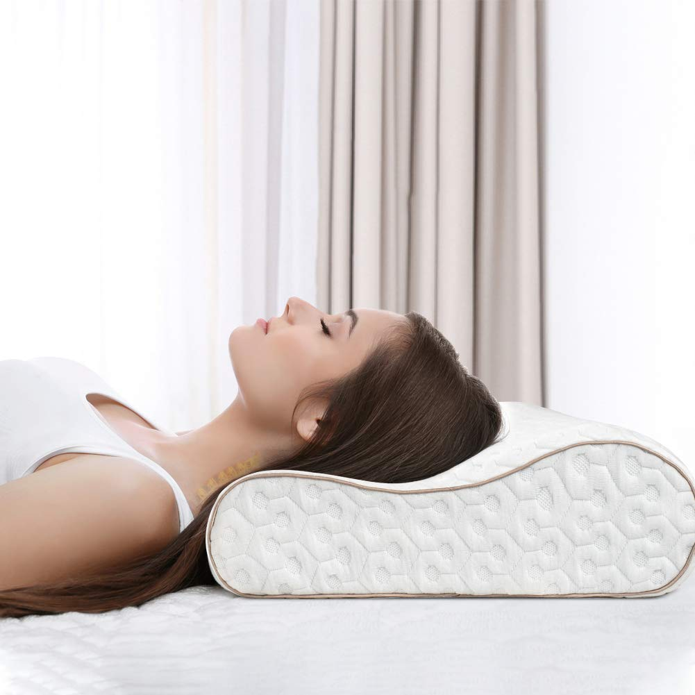 [Amazon] 45% off BedStory Memory Foam Pillow, Orthopedic Pillows £14.29 With Code MHNHQVKP at Amazon