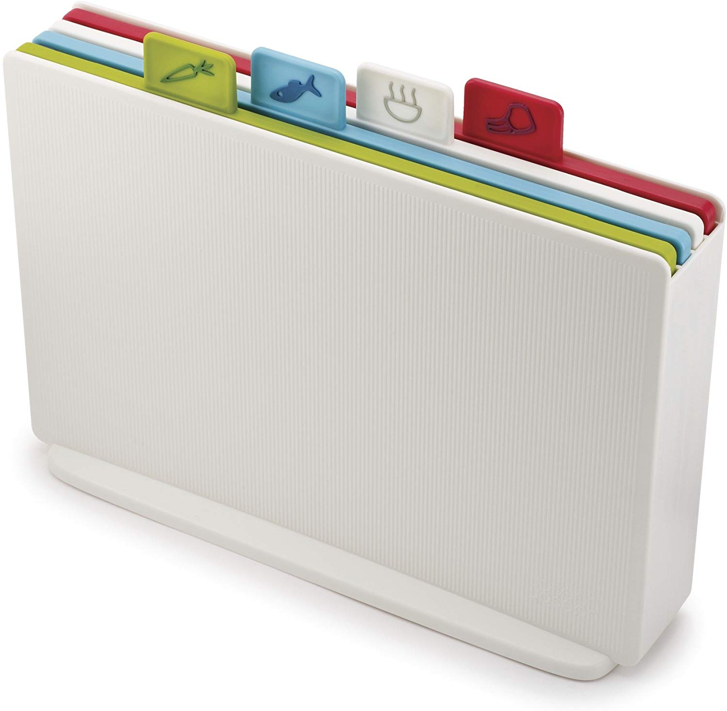 36% off Joseph Joseph Index Chopping Board Set – White, Set of 4