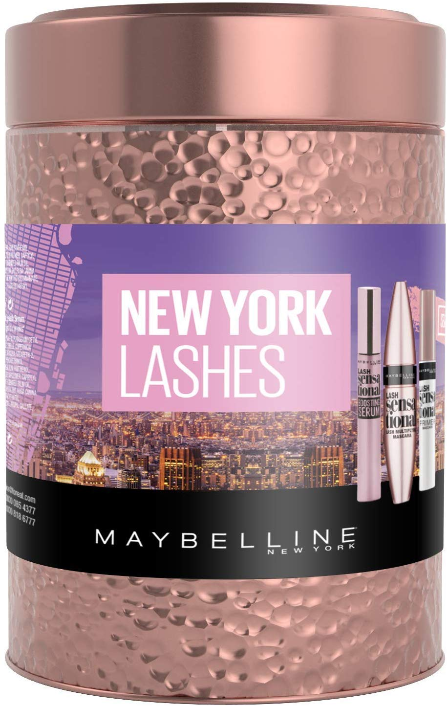 55% off Maybelline New York NYC Lashes Giftset (Mascara, Primer and Lash Serum)