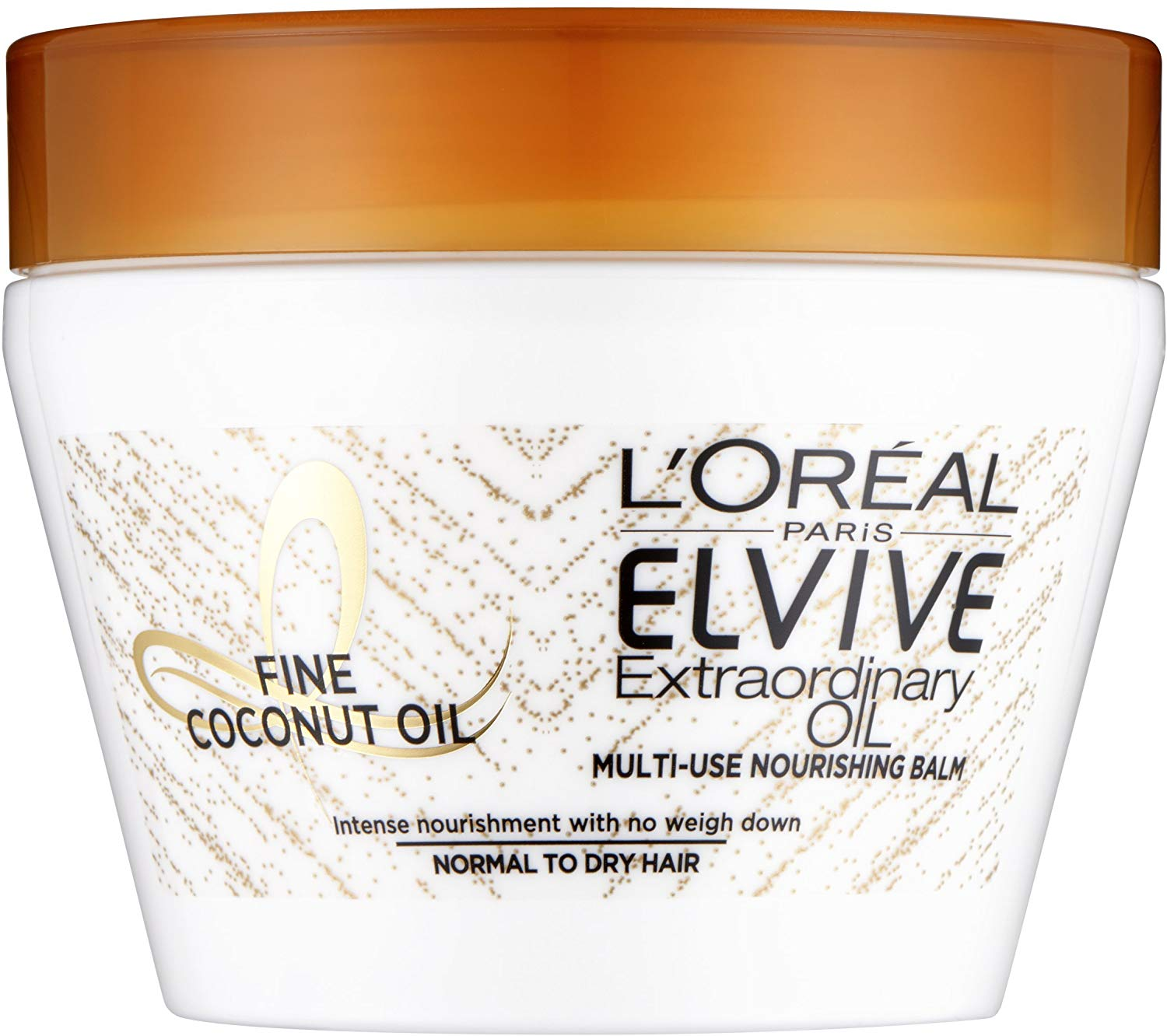 L'Oreal Elvive Extraordinary Oil Coconut Hair Mask, 300 ml for £2.54 Prime Only