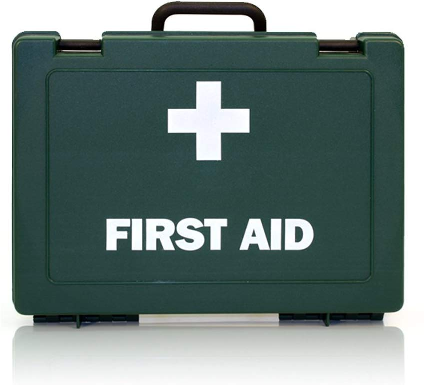 Crest Medical 10 Person HSE Workplace First Aid Kit Now £7.98 FREE delivery