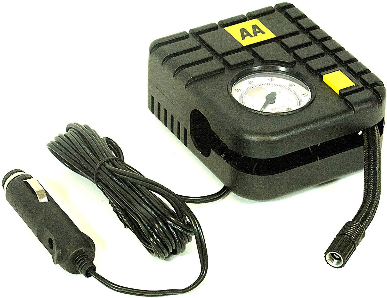 AA Tyre Inflator, Compact and Lightweight for Travel £7.9 Prime +£4.49 Non Prime