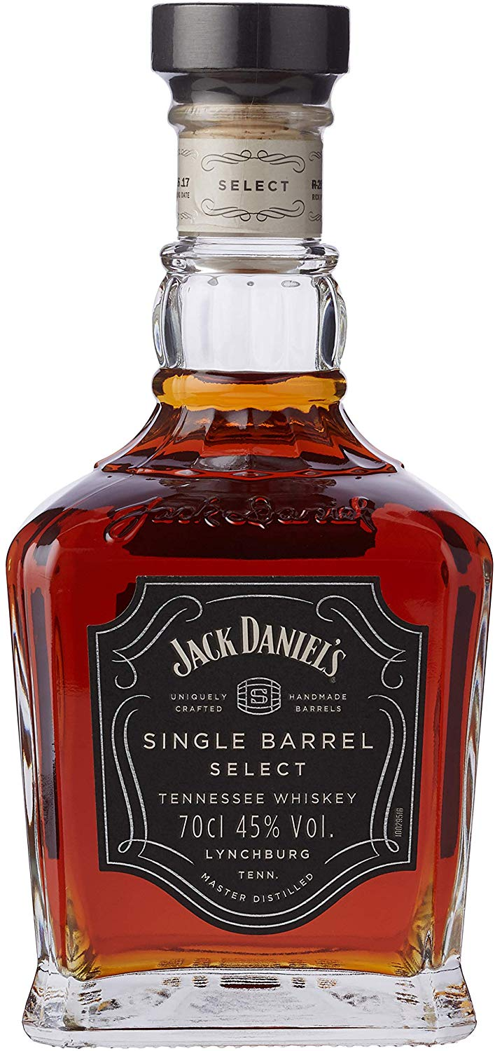 47% off Jack Daniel's Single Barrel Select Tennessee Whiskey, 70 cl