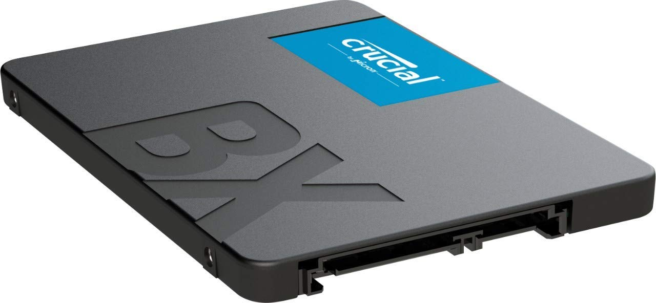 Save £56 on Crucial BX500 CT2000BX500SSD1(Z) 2 TB Internal SSD (3D NAND, SATA, 2.5 Inch)