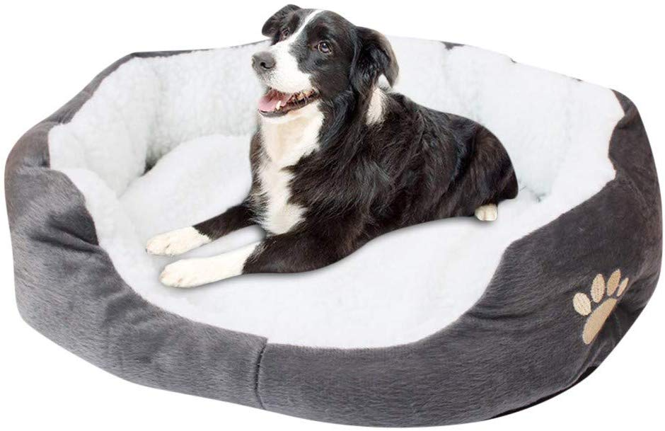 70% off Comfortable Plush Pet Sofa Bed