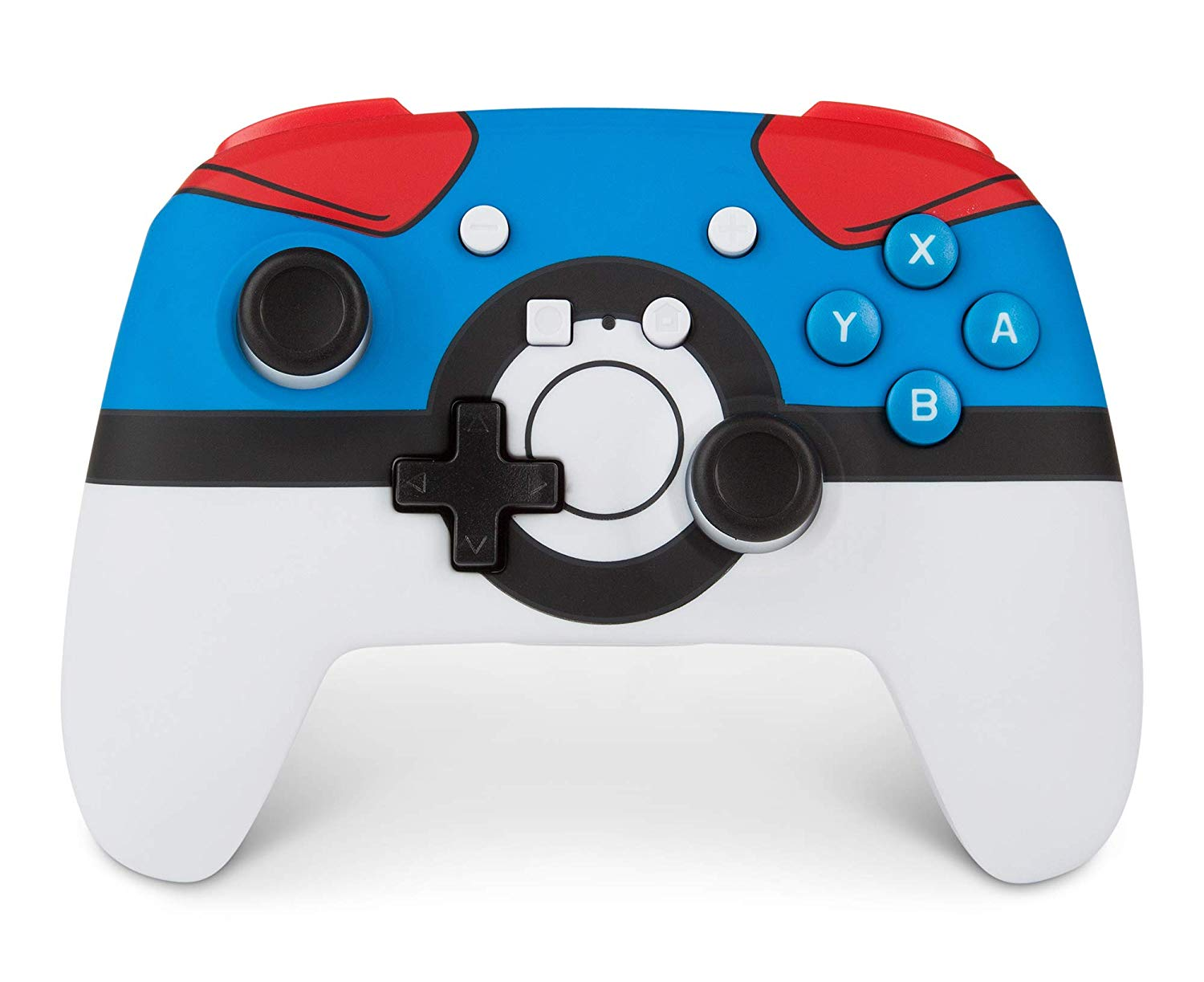 Enhanced Wireless Controller for Nintendo Switch and Nintendo Switch Lite – Pokemon great Ball