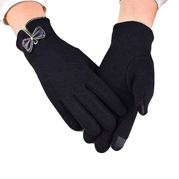 80% off Acecoree Women Touch Screen Gloves