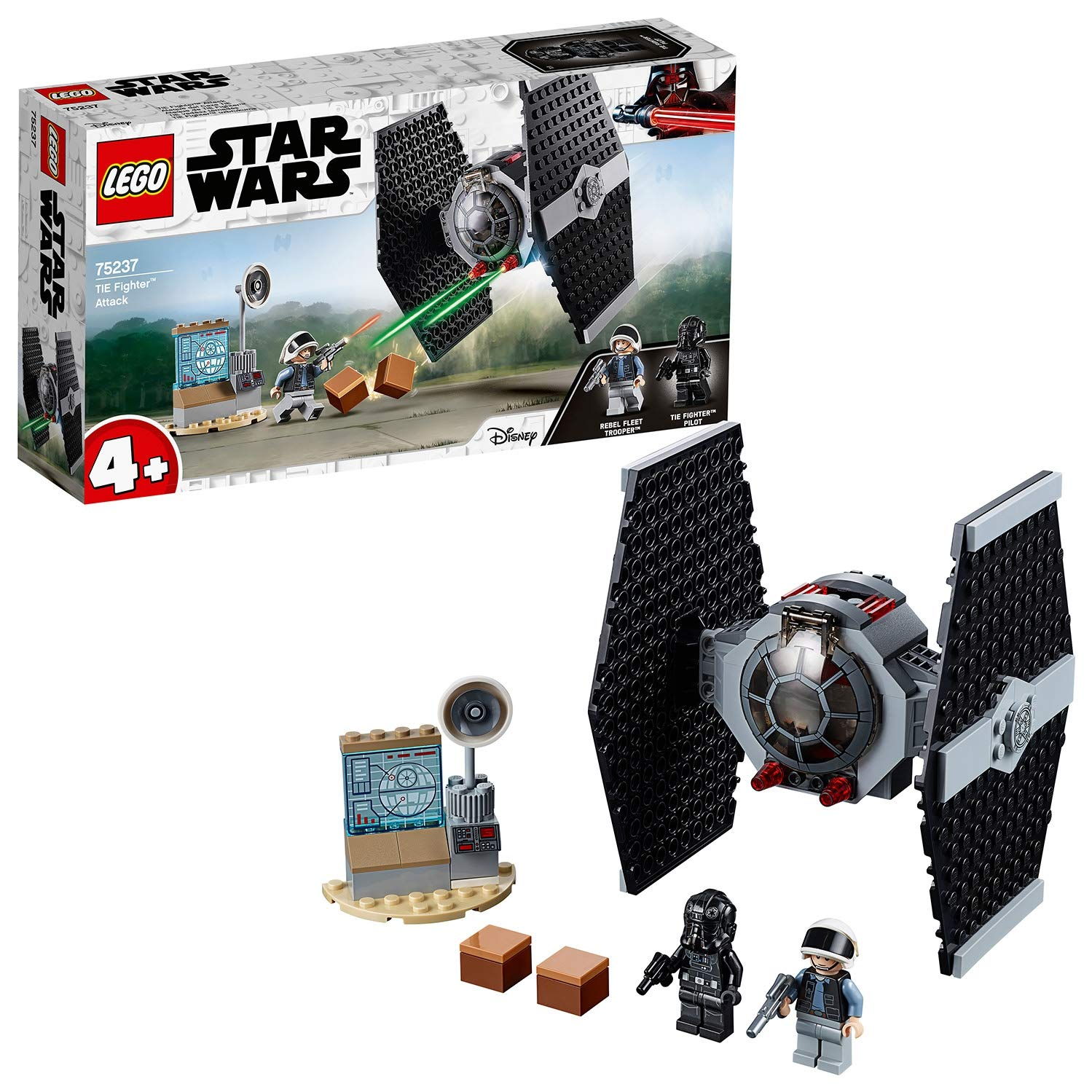 33% off LEGO 75237 Star Wars TIE Fighter Attack Battlefront Games Set