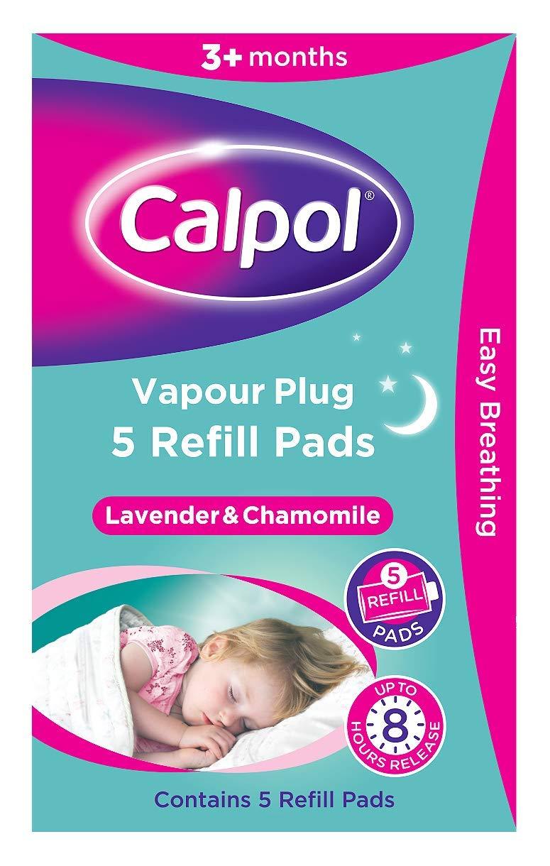 Calpol Vapour Plug Refills £4.19 Prime