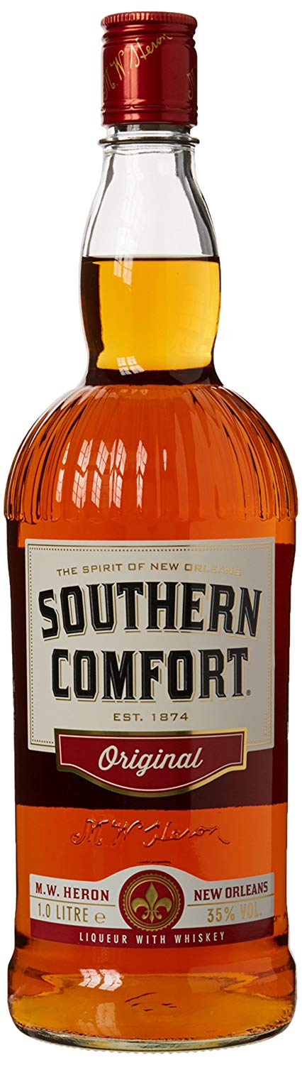 Southern Comfort Original, 1 L Now £15.5
