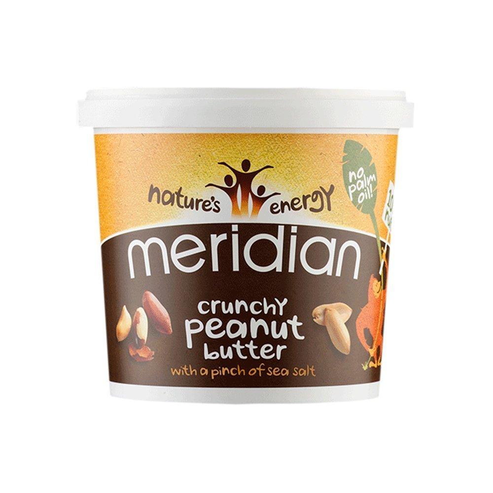 Meridian Natural Crunchy Peanut Butter 1 Kg £5.24 Minimum order quantity 2