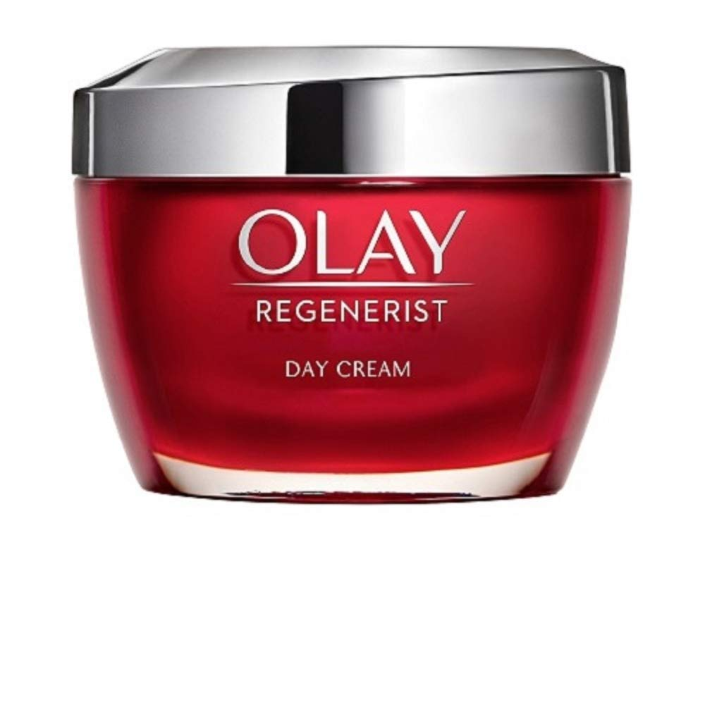 Half Price Olay Regenerist 3 Point Firming Anti-Ageing Cream Moisturiser with Hyaluronic Acid