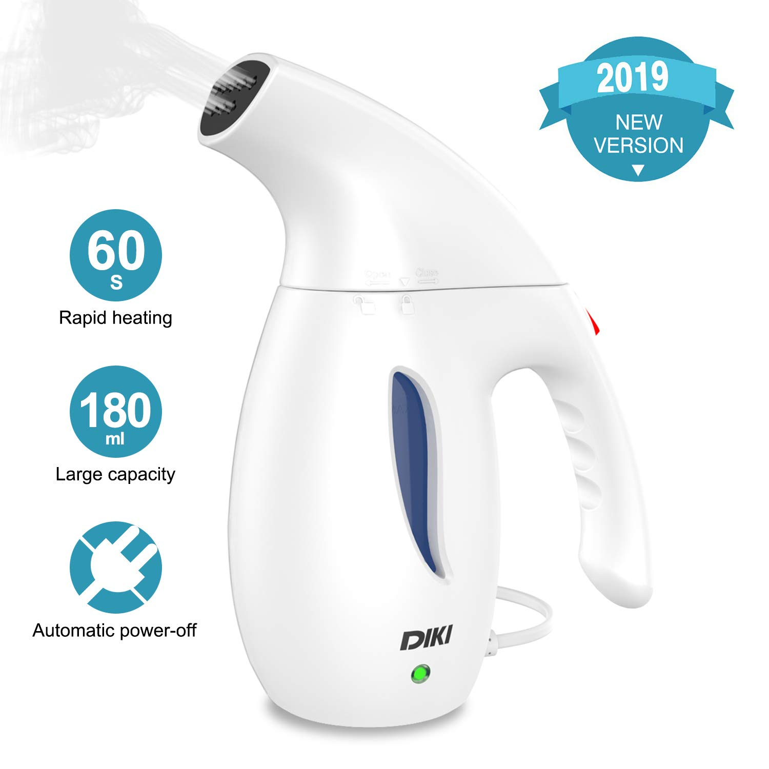 Handheld Garment Steamer 50% off + Apply Extra 5%