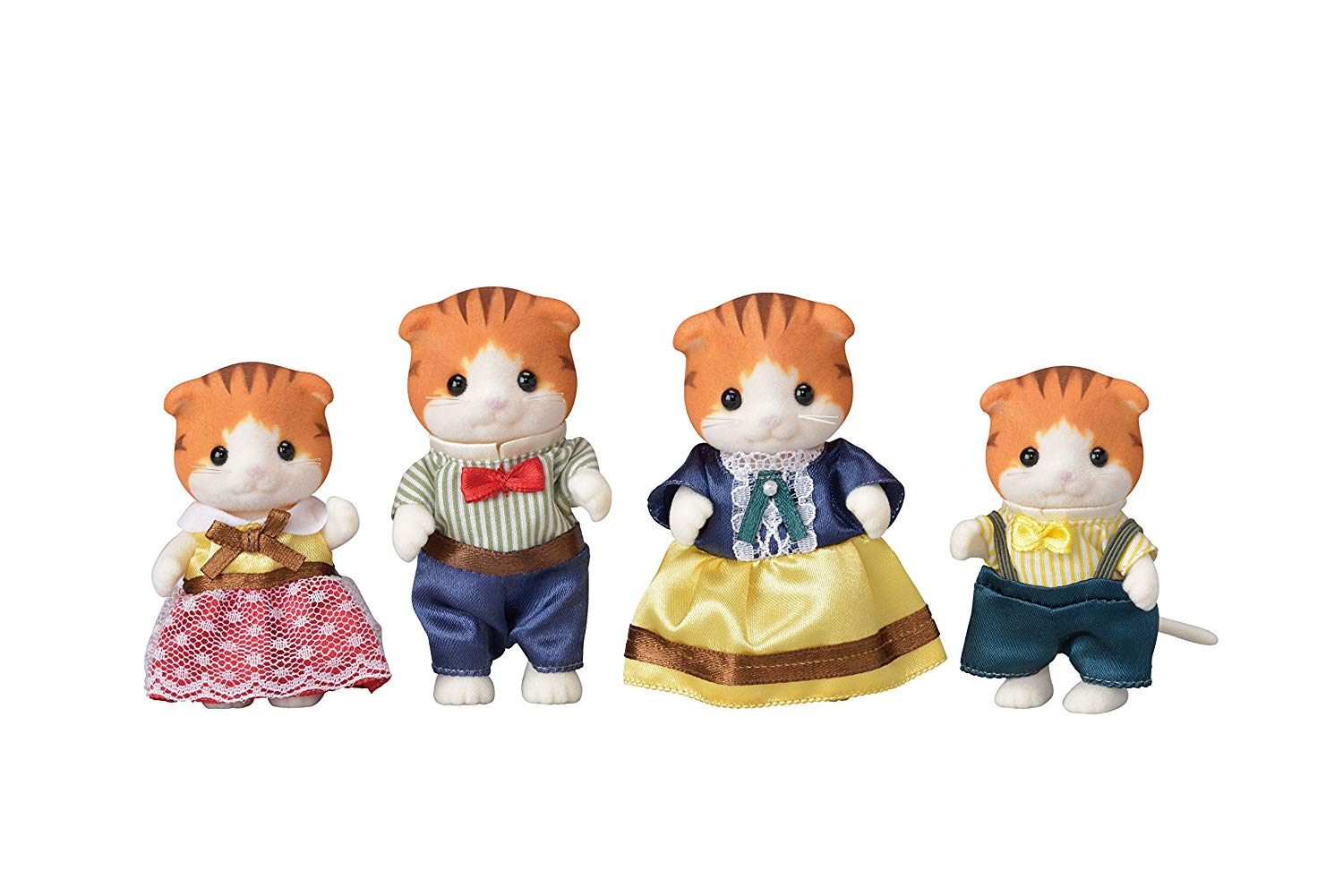 Sylvanian Families – Maple Cat Family for £7.47 Amazon Prime