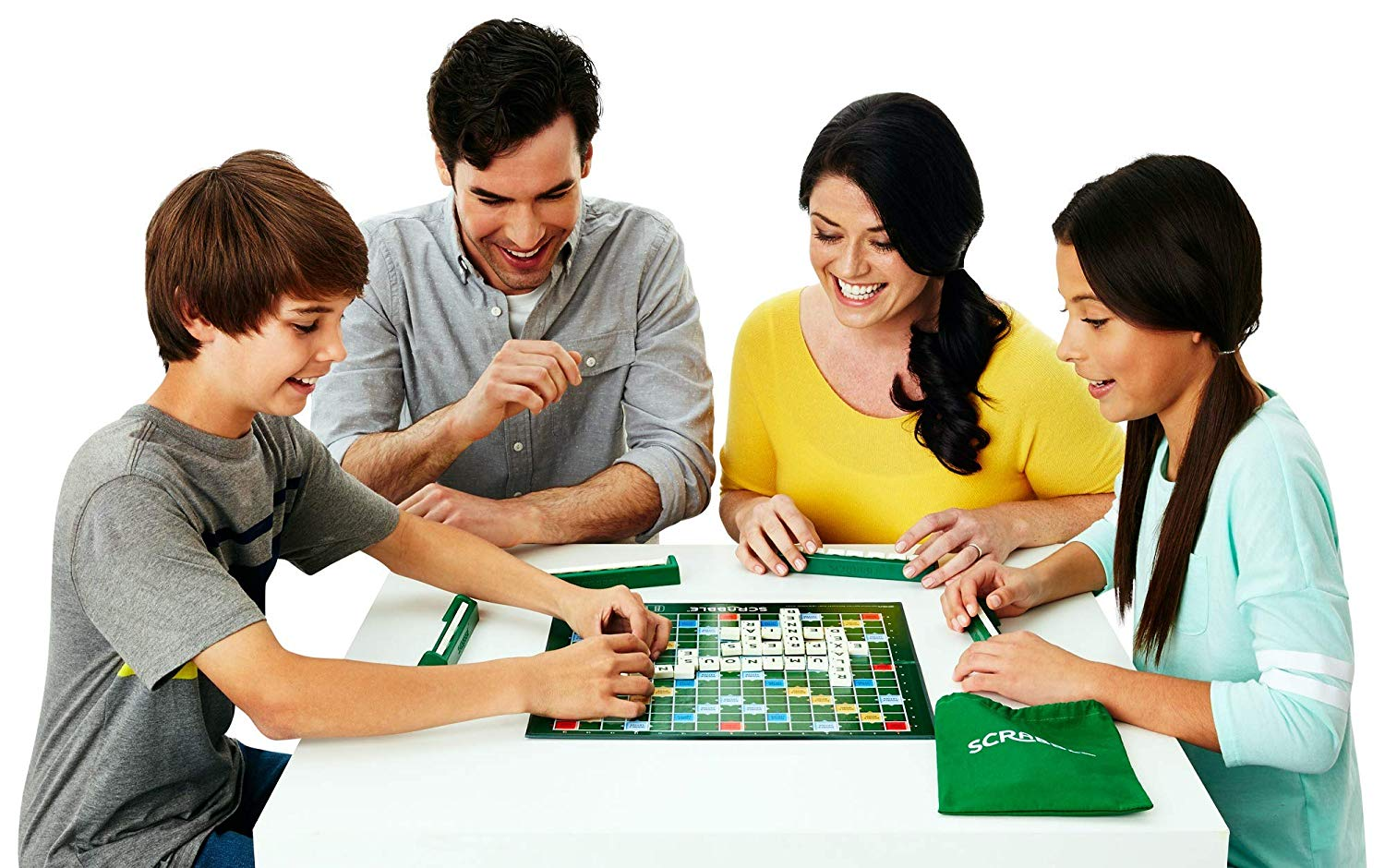 Scrabble Orginal Y9592 Board Game £12 Amazon Prime +£4.49 Non Prime