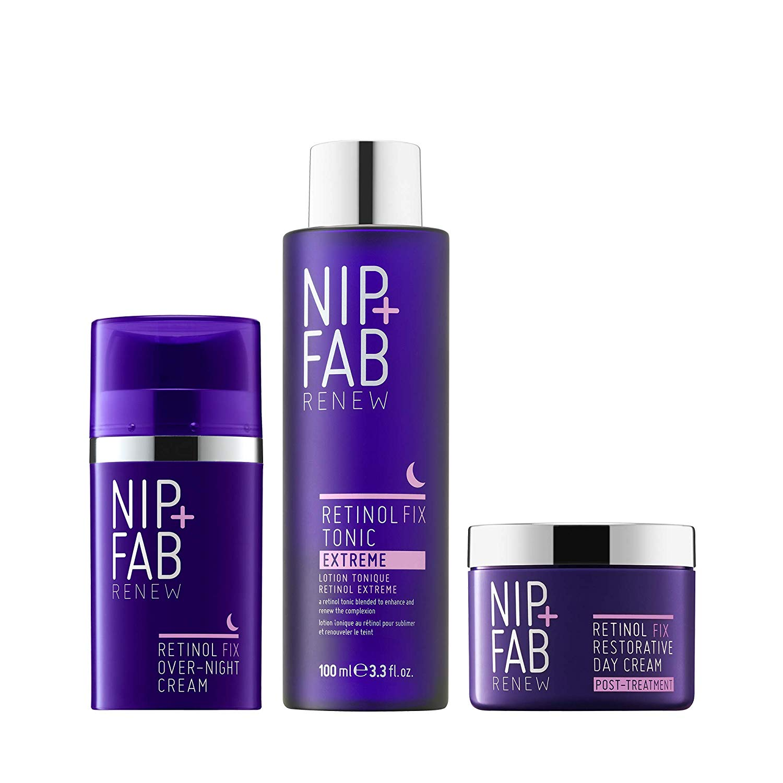 Nip+Fab Retinol Fix Bundle Up to 72% off