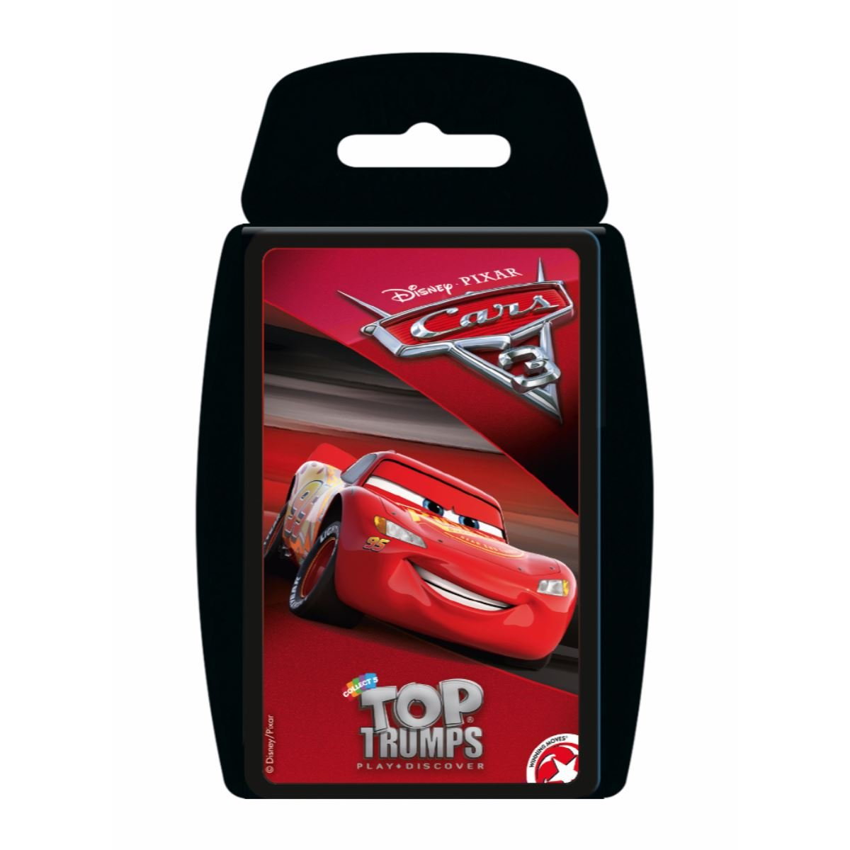 36% off Cars 3 Top Trumps Card Game