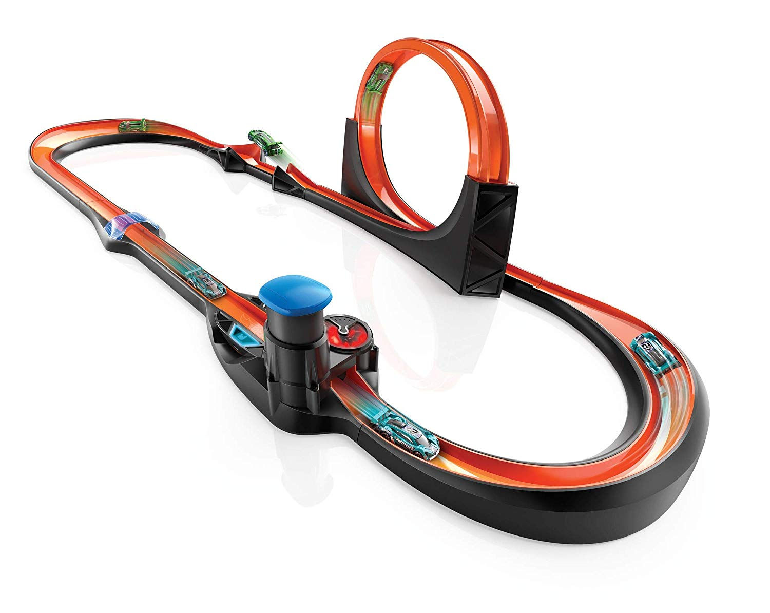 Save £72 on Hot Wheels id GFP20 Smart Track Kit