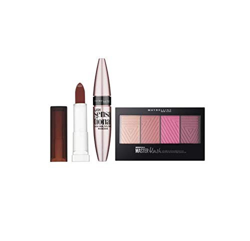 Maybelline Makeup Gift Set Now £12.35 Amazon Prime