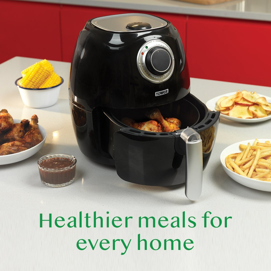 Tower Air Fryer,3.2 Litre – £31.99 on Amazon