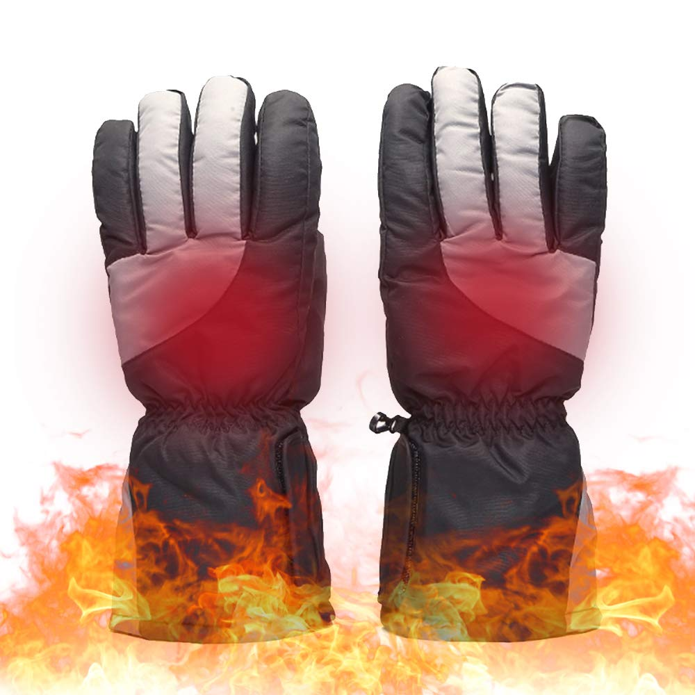 70% off  Heated Touchscreen Gloves