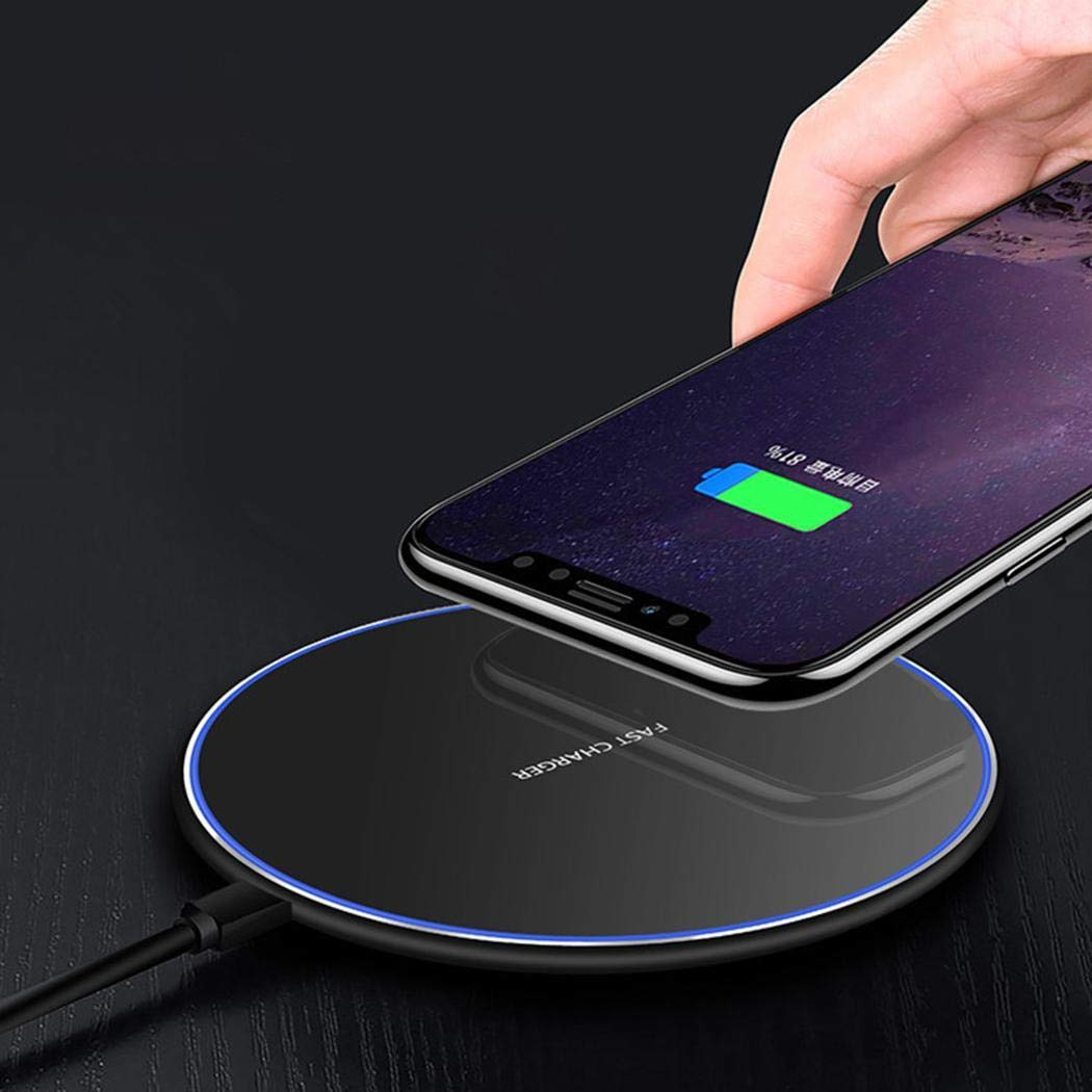 80% off  10W Smart QI Wireless Charger