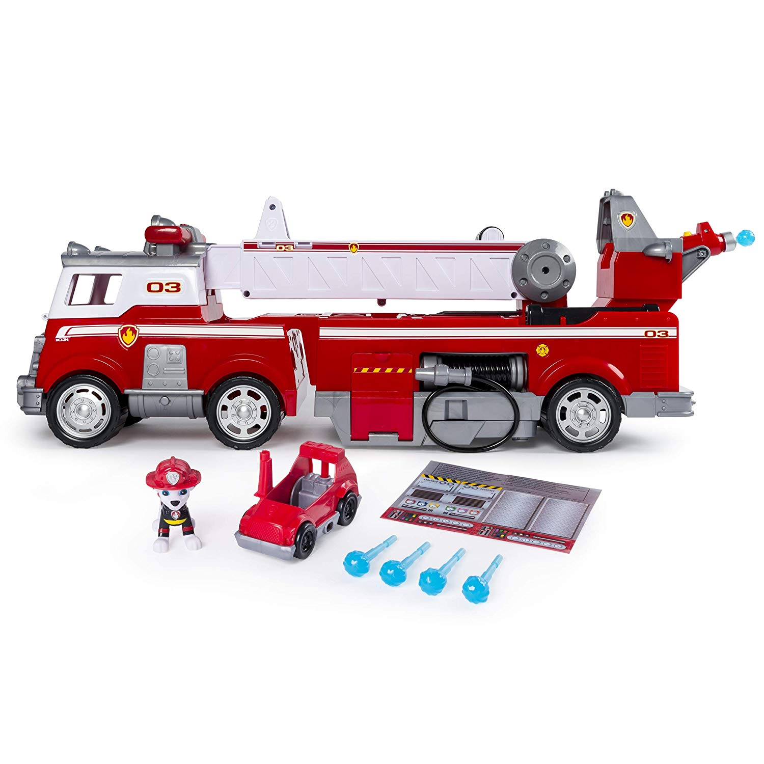 56% off Paw Patrol Ultimate Rescue Fire Truck – £30.8