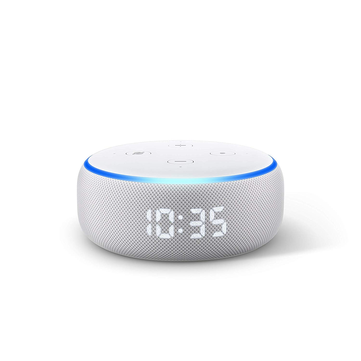 All-new Echo Dot (3rd generation) | Smart speaker with clock and Alexa for £34.99  on Amazon