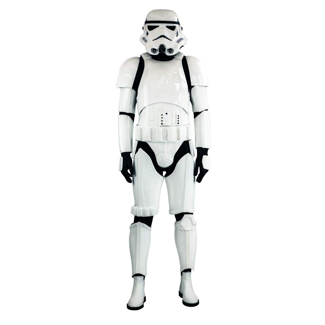 Shepperton Design Studios Original Stormtrooper Battle Spec MK3 Armour & Helmet Combo Deal £588.32