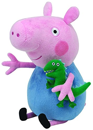 Ty UK George (Peppa Pig) Buddy 10″